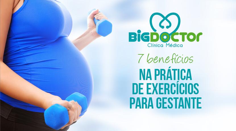 7 Benefícios na prática de exercícios para gestantes