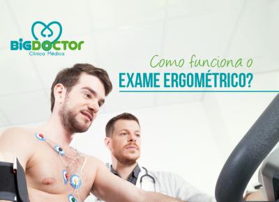 Como funciona o exame ergométrico?