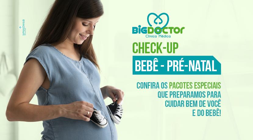 Check-up Bebê – Pré-natal
