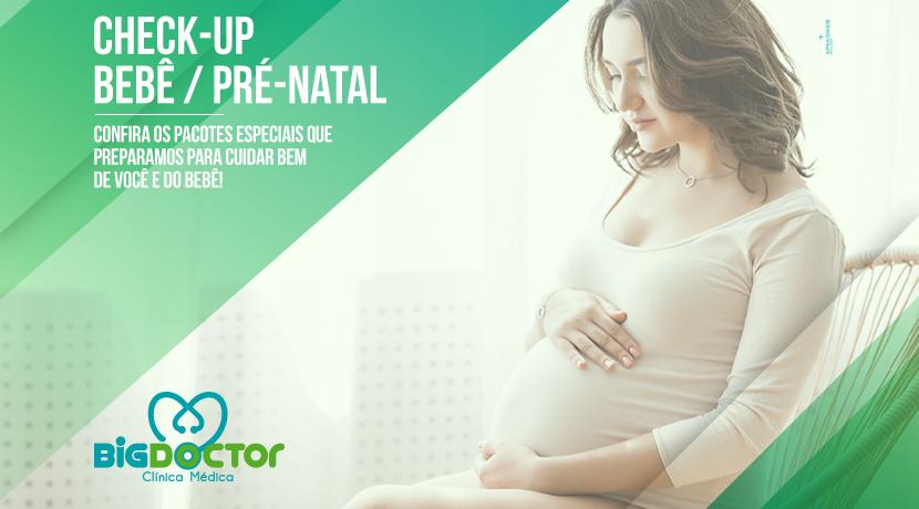 Check-up Bebê / Pré-natal