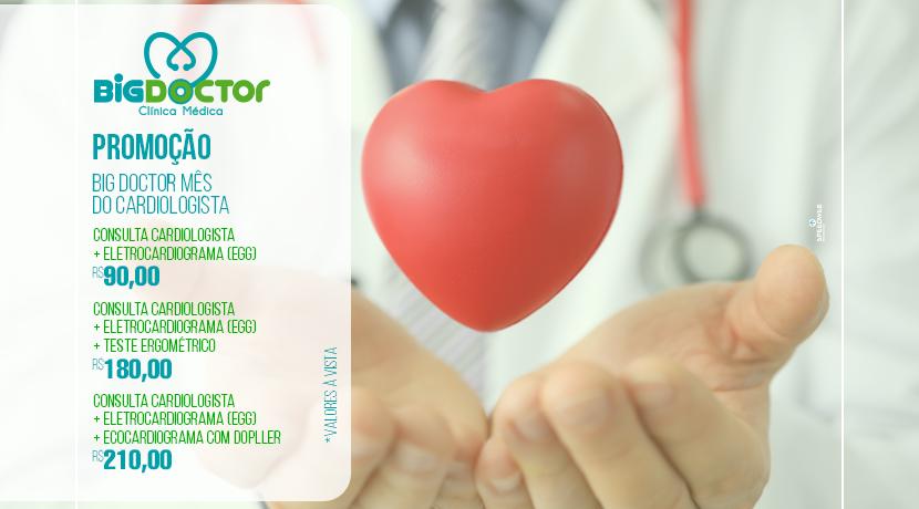 Big Doctor Mês do Cardiologista