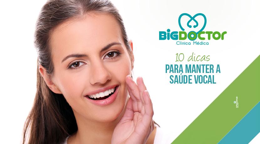 10 Dicas para manter a saúde vocal