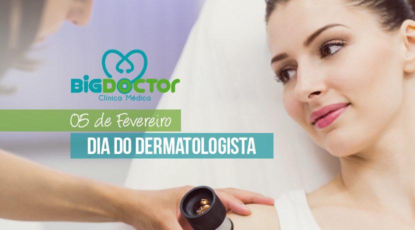 05 de fevereiro – Dia do Dermatologista