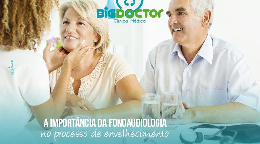 A importância da Fonoaudiologia no processo de envelhecimento