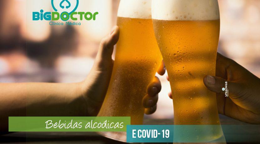 Bebidas alcóolicas e Covid-19