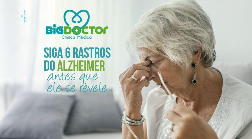 Siga 6 rastros o Alzheimer antes que ele se revele