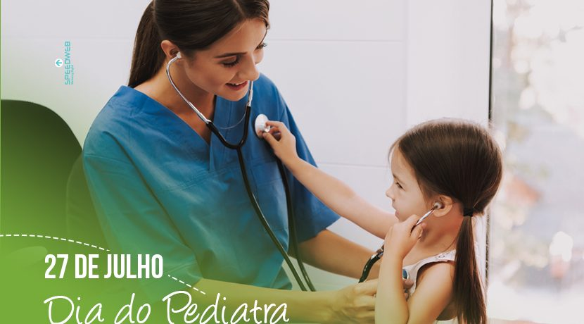Feliz dia do Pediatra