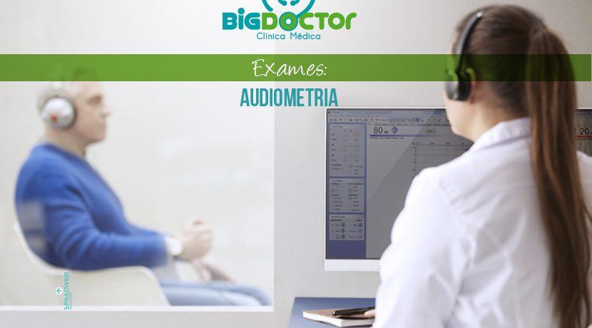 Exames: Audiometria