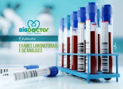 Exames Laboratoriais e de Análises